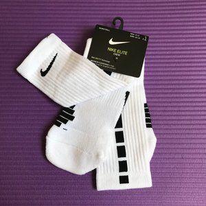 Nike Elite Crew Socks 1 Pair Men Basketball Sporty